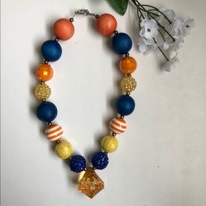 Other - Custom girls necklace with chunky beads